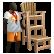 Sims 3 Exotisch Eiland Strandwacht icoon
