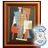 Sims 3 Studententijd Kunstbeoordeler icoon