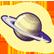 Sims 3 Vooruit in de Tijd Astronoom icoon