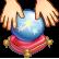 Sims 3 Bovennatuurlijk Waarzegger icoon