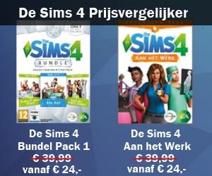 De Sims 4 Prijsvergelijker