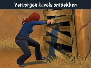 De Sims 4 Verborgen kavels ontdekken
