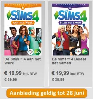 De Sims 4 kopen korting Origin