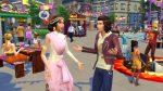 De Sims 4 Stedelijk Leven festival
