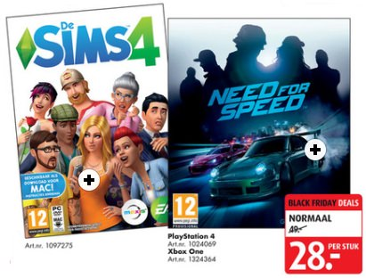 De Sims 4 kopen voor 28 euro met Black Friday deal