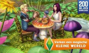 Sims FreePlay Kleine Magische wereld