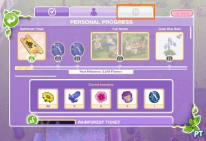 Sims FreePlay Magical Rainforest community progress