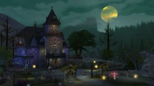 De Sims 4 Vampieren Forgotten Hollow