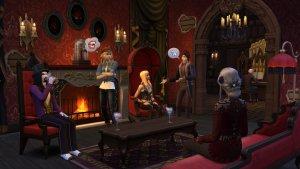 De Sims 4 Vampieren - Vampieren genootschap