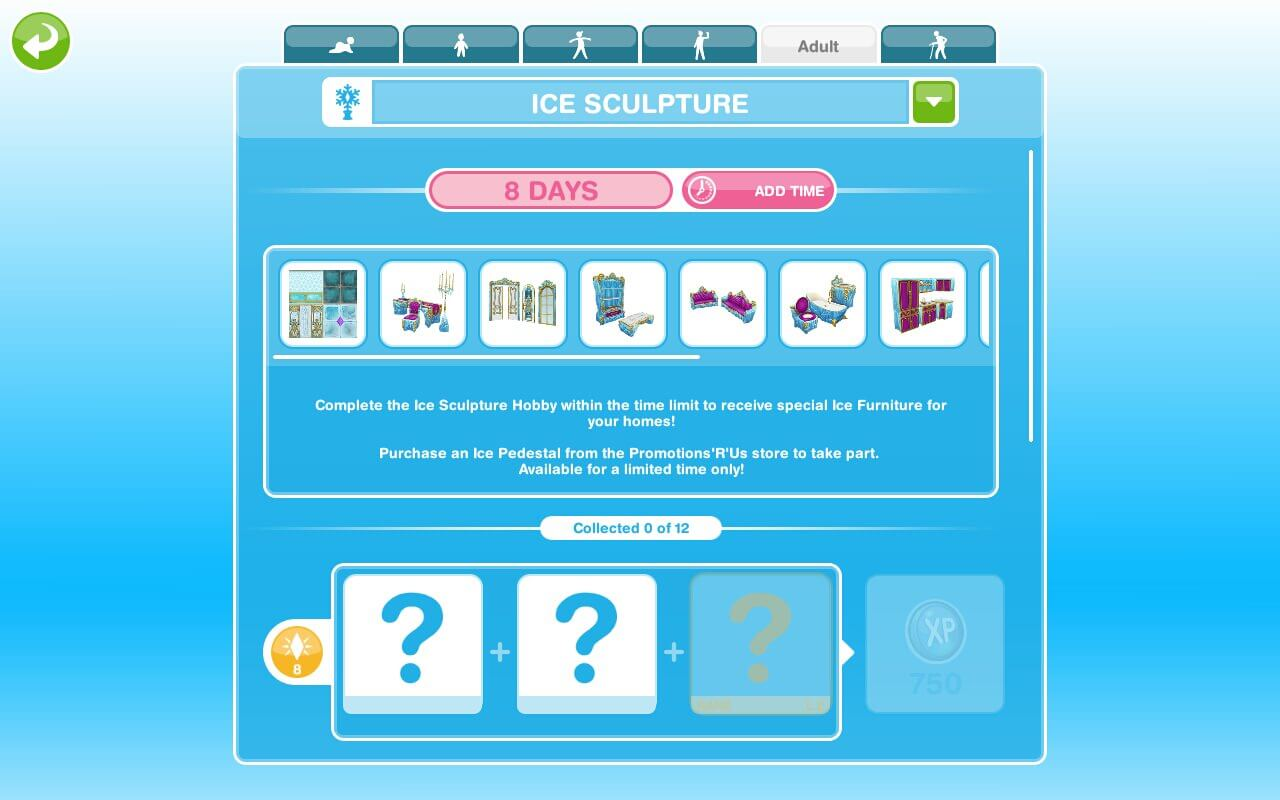 Book Of Woodworking Hobby In Sims Freeplay In Thailand By ...