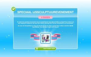 IJssculptuurevenement De Sims FreePlay