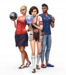 Sims 4 Bowlingavond Accessoires boxart render