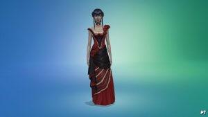 Sims 4 Vampieren CAS
