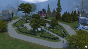 Sims 4 Vampieren Forgotten Hollow