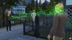 Sims 4 Vampieren hypnotiseren