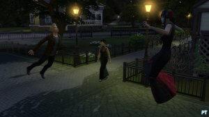 Sims 4 Vampieren duel