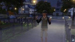 Sims 4 Vampieren veranderen in een vleermuis