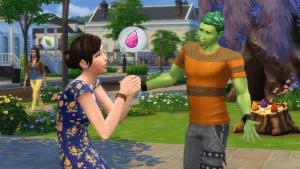 Sims 4 Plantsim lenteuitdaging