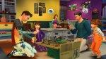 Sims 4 Ouderschap kinderen helpen met schoolprojecten