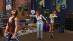 Sims 4 Ouderschap tiener krijgt straf van ouder