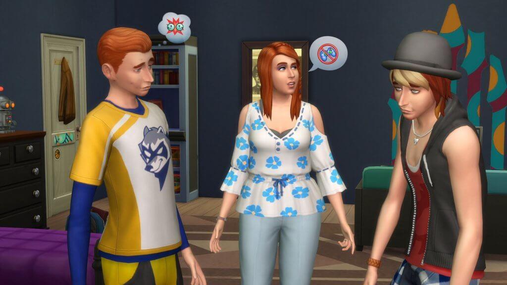 Sims 4 Ouderschap nieuwe eigenschappen en kleding