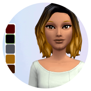 Sims Mobile Creëer een Sim