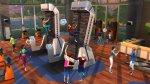 Sims 4 Fitness accessoires klimmuur