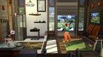 Sims 4 Fitness accessoires klimmuur nieuwe badkamer voorwerpen