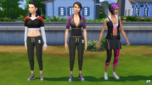 Sims 4 Fitness accessoires review 23