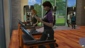 Sims 4 Fitness accessoires review 35