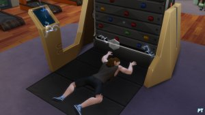 Sims 4 Fitness accessoires review 44
