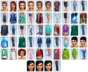 De Sims 4 Ouderschap Creëer een Sim items overzicht