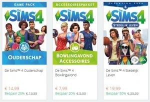 Origin Sims Summersale 2017