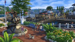 Sims 4 Honden en Katten - nieuwe wereld Brindleton Bay
