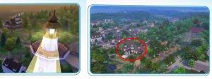 Sims 4 Honden en Katten achthoekige daken