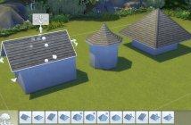 Sims 4 Honden en Katten nieuwe daken