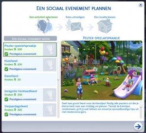 Sims 4 Peuter Accessoires review peuter speelafspraakje