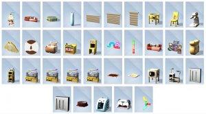 Overzicht Voorwerpen Bouwen Sims 4 Mijn Eerste Huisdier Accessoires