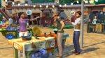 Sims 4 Jungle Avonturen markt Puerto Lllamante