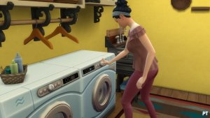 Sims 4 Wasgoed Accessoires Review 32