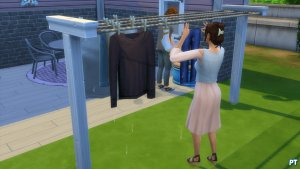 Sims 4 Wasgoed Accessoires Review 35