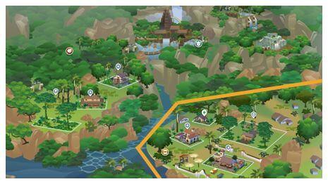 Sims 4 Jungle Avonturen lessen 02