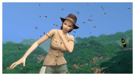 Sims 4 Jungle Avonturen lessen 04