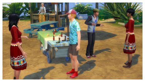 Sims 4 Jungle Avonturen lessen 05