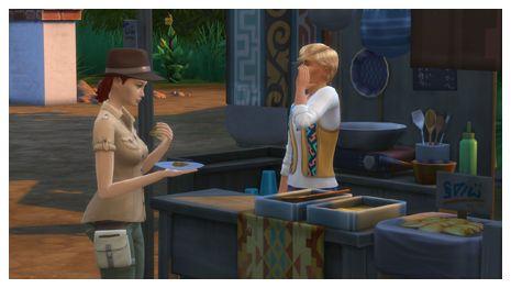 Sims 4 Jungle Avonturen lessen 06