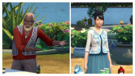 Sims 4 Jungle Avonturen lessen 07