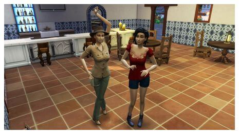 Sims 4 Jungle Avonturen lessen 08