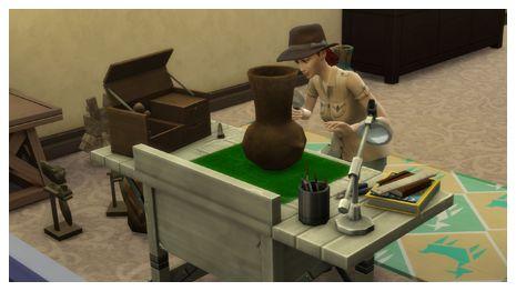 Sims 4 Jungle Avonturen lessen 10