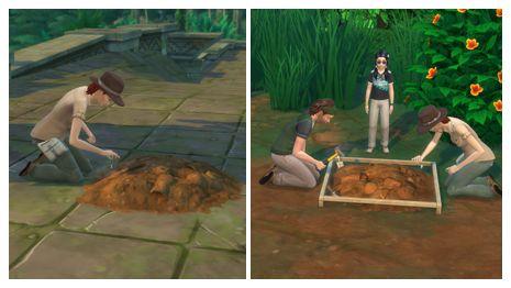 Sims 4 Jungle Avonturen lessen 12