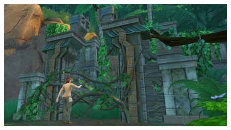 Sims 4 Jungle Avonturen lessen 14